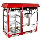 Royal Catering RCPC-16E Popcornmaschine Popcorn Maker Popcorn Bereiter Beheizter Auslage