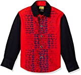 Seals Baby Boys' Shirt (AM8181_red_1)
