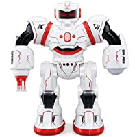 2.4GHz Multi-control Mode Intelligent Induction Robot Free Programming Dance Long-term Operation Battle Children's Educational Remote Control Toy (Blue), (Red) - Compare prices on radiocontrollers.eu