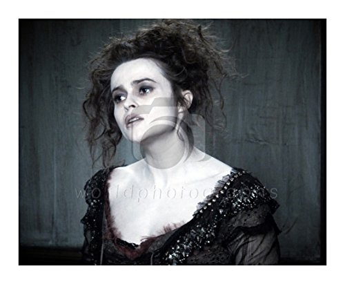 Sweeney Todd: The Demon Barber of Fleet Street (2007) Helena Bonham Carter 10x8 Photo