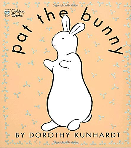 Pat. The Bunny: Touch N Feel (Touch and Feel Book With Plush)