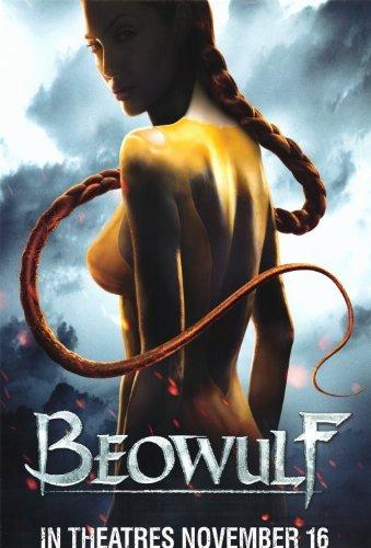 Locandina di Beowulf [lingua inglese], F 28 In 11 x 17 cm x 44 cm, Angelina Jolie, Anthony Hopkins Robin Wright Penn Ray Winstone Crispin Malkovich John Glover