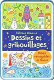 Telecharger Livres Ma boite de fiches Dessins et gribouillages (PDF,EPUB,MOBI) gratuits en Francaise