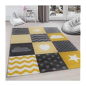Teppich Grau Gelb Gunstig Online Kaufen Dein Mobelhaus