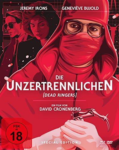 Die Unzertrennlichen (+ 2 DVDs) [Blu-ray]