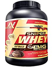 Arms Nutrition Sniper Whey Protein With Multi-Vitamins 3 Kg Jar 90 Servings (Chocolate Ice Cream)