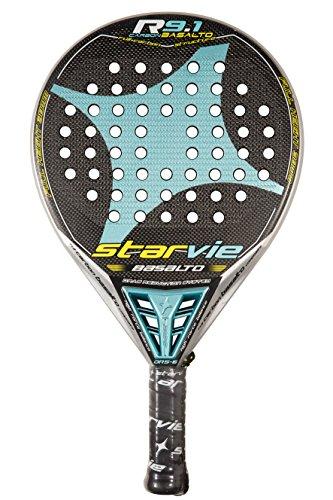 StarVie R 9.1 DRS Basalto 2016 - Pala de pádel, color azul turquesa, talla única