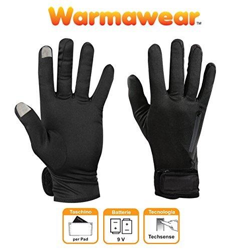 "Warmawear ""DuoWärme"" - Beheizbare Unterziehhandschuhe thumbnail"