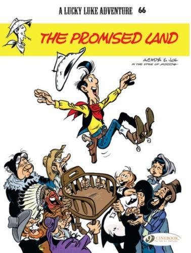 Lucky Luke - tome 66 The promised land (66)