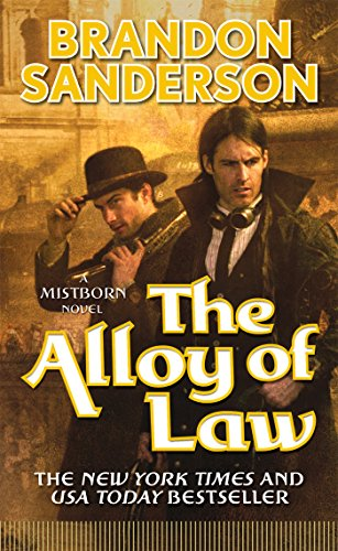 Mistborn 04. Alloy of Law - 04 Natural