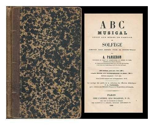 ABC musical : dedie aux meres de famille...