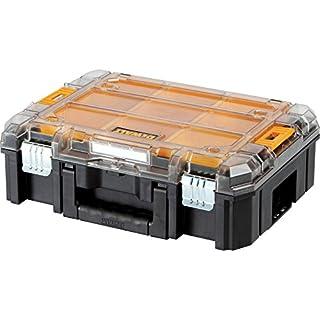 DeWalt TSTAK V Clear Lid Tool Organiser Box