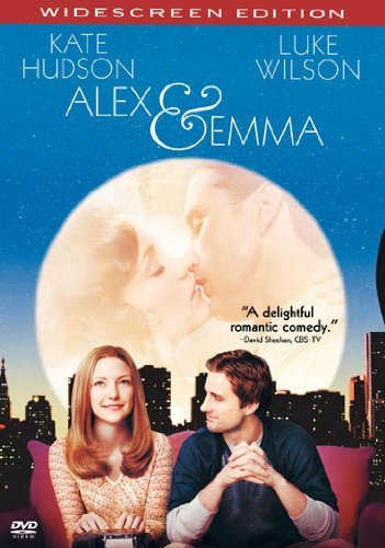 Alex & Emma (Widescreen Edition) by Kate Hudson