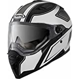 Caberg Stunt Casco integral para motociclista