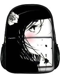 Luxburg ® Élégant Sac à dos pour école, sport, voyages, différentes motifs disponibles!