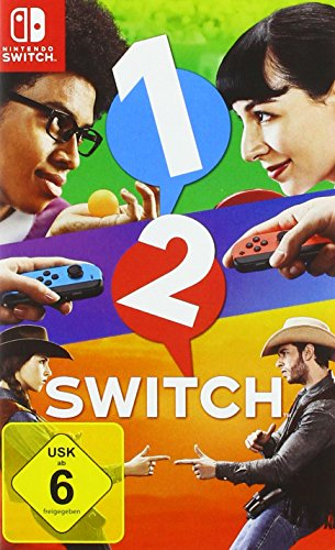 1-2-Switch (Wii Dance Just Nintendo 2)