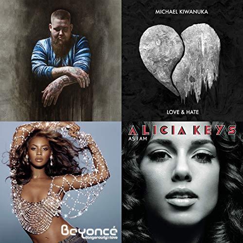 ... 50 hits del R&B y la música Soul