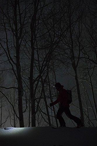 Black Diamond Spot Headlamp / Dimmbare Stirnlampe mit fokussiertem Fernlicht und Nahbereich / Ideal zum Klettern und Skifahren, max. 300 Lumen - 4