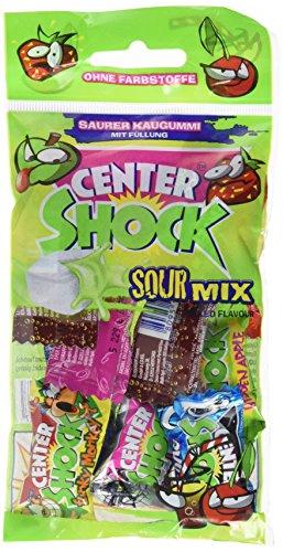 x | 8er Pack extra-saure Kaugummis mit Füllung | Bunte Vielfalt im Geschmack (Halloween-mix-getränke Für Die Party)