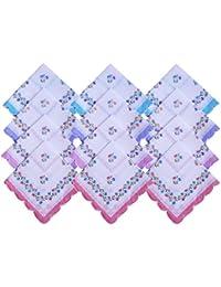 S4S Women's Handkerchief (Pack of 12)