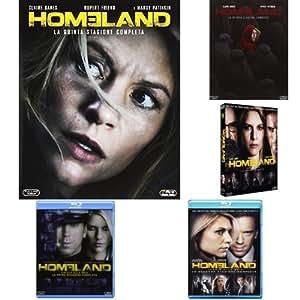 Homeland - Stagioni 01-05 (Blu-Ray)