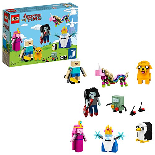 LEGO Ideas Adventure Time 496pieza(s) juego de construcción - juegos