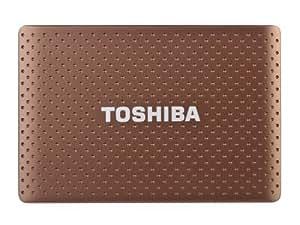 Toshiba PA4285E-1HJ0 STOR.E Partner 1TB externe Festplatte (6,4 cm (2,5 Zoll) USB 3.0) braun