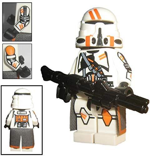 Custom Brick Design 212th ATB Airborne Clone Trooper Figur - Customized by CBD