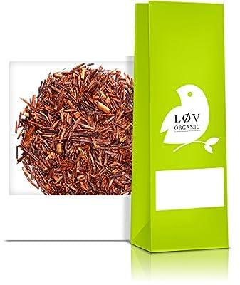 Løv Organic - Rooibos Rose - Recharge 100 g