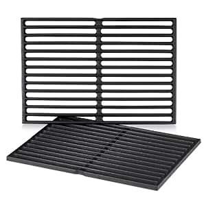 weber 7526 grillrost gusseisern f r spirit 300 serie garten. Black Bedroom Furniture Sets. Home Design Ideas
