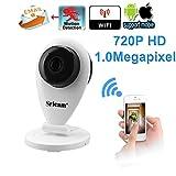 Sricam 720p h. 264 Wifi Megapixel drahtlose CCTV IP Kamera TF Sicherheitsschlitz AU
