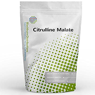 Pure Citrulline Malate Powder 1kg | UK CERTIFIED PRODUCT | FREE UK DELIVERY