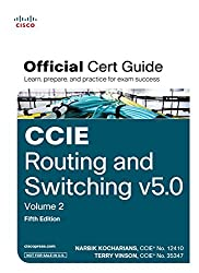 Ccie Routing And Switching V5.0 Official Cert Guide, Volume 2, 5/E