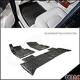 Range Rover Sport tappetini in gomma Polymer alta 3d gomma tappetini per auto