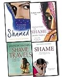 Jasvnider Sanghera Shame Travels A Family Lost, A Family Found 4 Books Collection (Shamed, Shame, Daughter of Shame, Shame Travel)