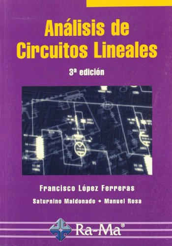 Análisis de circuitos lineales