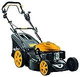 Mowox PM 5160 SA, selbstfahrender Benzinrasenmäher, min. 2,6 kW/2800 rpm, 51 cm, 60l Grasfangsack, kugelgelagerte Räder