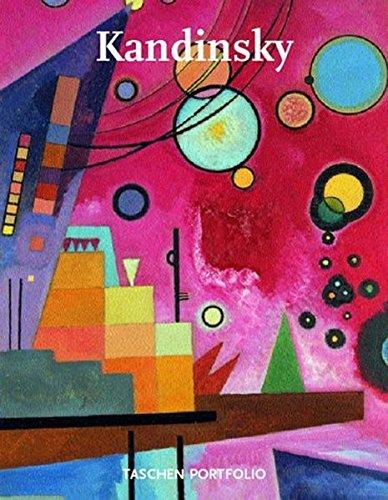 Kandinsky. Ediz. inglese, francese e tedesca (Portfolio)