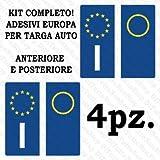 StickersLab - Adesivi per targa Europa per auto - Best Reviews Guide