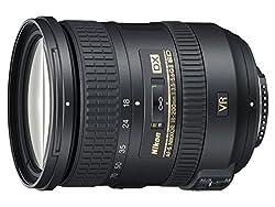 Nikon AF-S DX Nikkor 18-200mm 1:3,5-5,6 G ED VR II Objektiv (Bildstabilisator, 72 mm Filtergewinde)