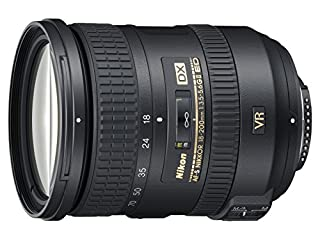 Nikon 18-200 mm f/3.5-5.6 G DX ED VR II - Objetivo para Nikon (Distancia Focal 27-300mm, Apertura f/3.5, estabilizador óptico) Color Negro (B002JM0LM4) | Amazon price tracker / tracking, Amazon price history charts, Amazon price watches, Amazon price drop alerts