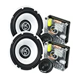 Best Car Audio Component Speakers - Bass Face SPL6C.2 900W 6.5 inch 17cm Component Review