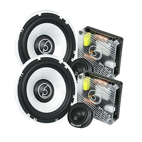 Bass Face spl6C.2900W 16,5cm 17cm composants de haut-parleur de (Bass Van)