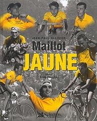 Maillot jaune (poster sticker) par Jean-Paul Ollivier