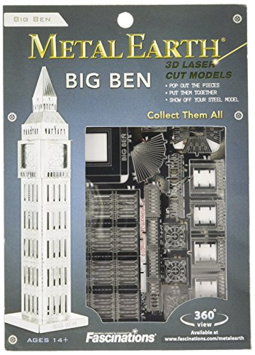 Metal Earth Big Ben
