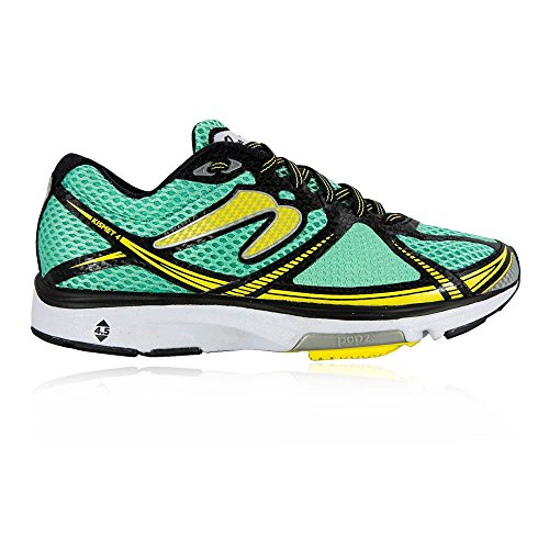 Newton Women's Spring Green/Yellow Running Shoes