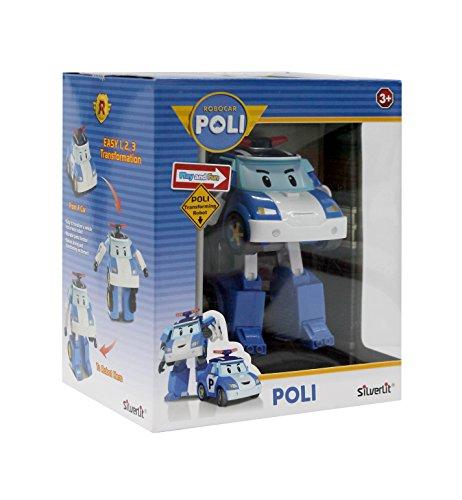 Robot Poli (Robocar Poli ACS83094 - Transformer Robot Deluxe Series, 5 Zoll)
