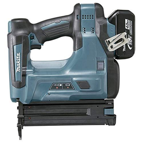 Makita dbn500rfe - Cloueuse 18 V Li-Ion 3,0 Ah 1,6 mm