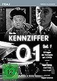 Kennziffer 01 (Zero One) / 13 Folgen der Kriminalserie mit Nigel Patrick und vielen Stars, u.a. MISS MARPLE-Darstellerin Margaret Rutherford (Pidax Serien-Klassiker) [2 DVDs] -