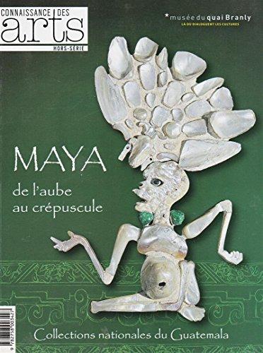connaissance-des-arts-hors-srie-n-497-maya-de-l-39-aube-au-crpuscule-collections-nationales-du-guatemala
